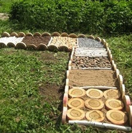 Оформление участка сада летом своими руками фото фото 934